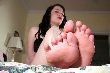 Amber's Sexy Soles